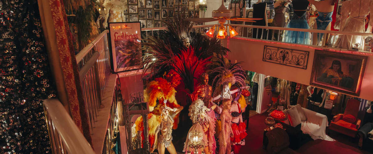 Haunted Mansion with over 250 Costumed Mannequins on display close to the Strip! Extremely eclectic and Fabulous place to shoot! in Las Vegas Hero Image in undefined, Las Vegas, NV