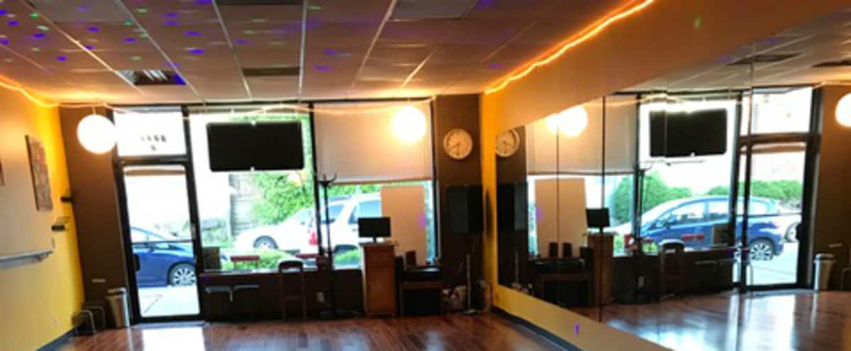 Dance & Fitness Studio | Creative Space for Your Next Project! in Seattle Hero Image in Wallingford, Seattle, WA