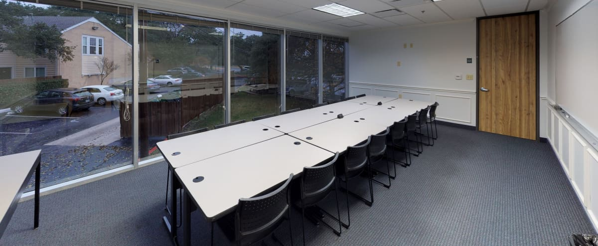 Training or Boardroom Setup - Multiple Configurations in Austin Hero Image in North Crossing, Austin, TX