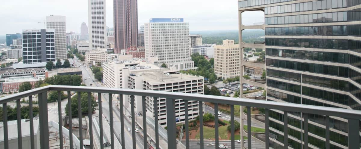 Downtown Luxury Jr. Penthouse in atlanta Hero Image in Downtown, atlanta, GA