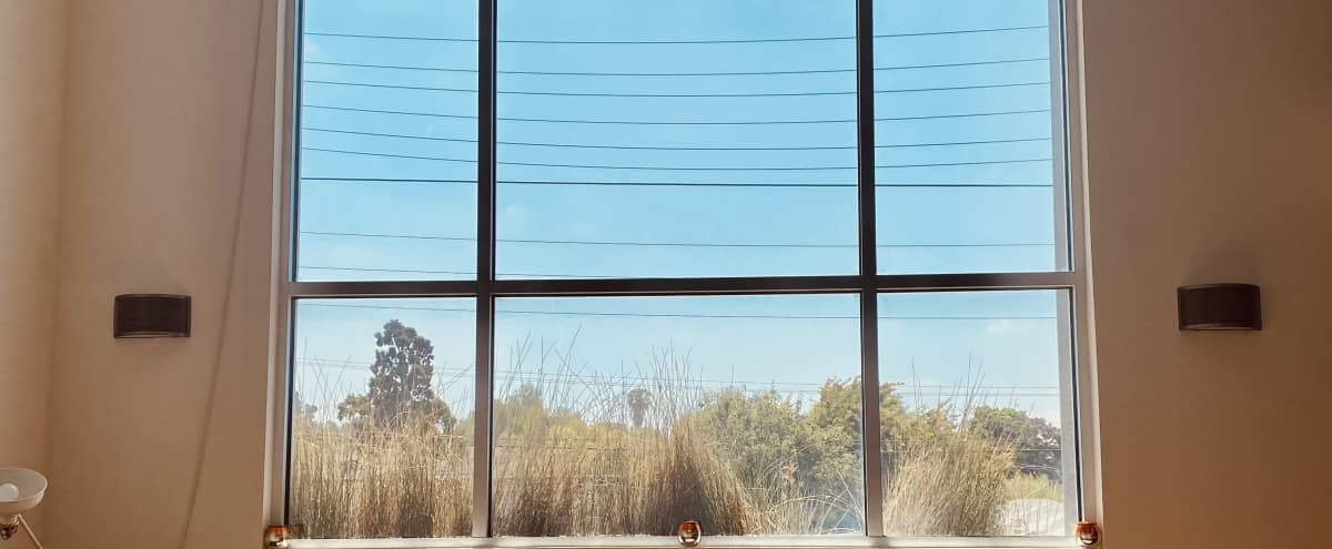 Sunlit Studio Loft with Peaceful Lounge Deck in Los Angeles Hero Image in Northeast Los Angeles, Los Angeles, CA