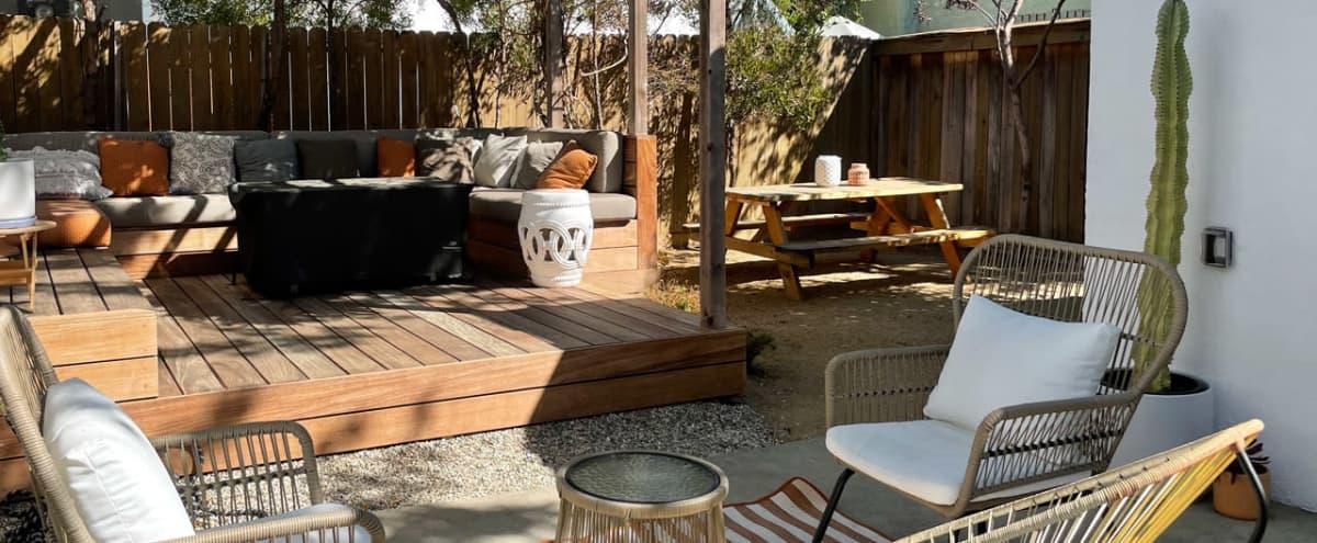 Boho Spanish vibes - Modern Bungalow in Los Angeles Hero Image in Mar Vista, Los Angeles, CA
