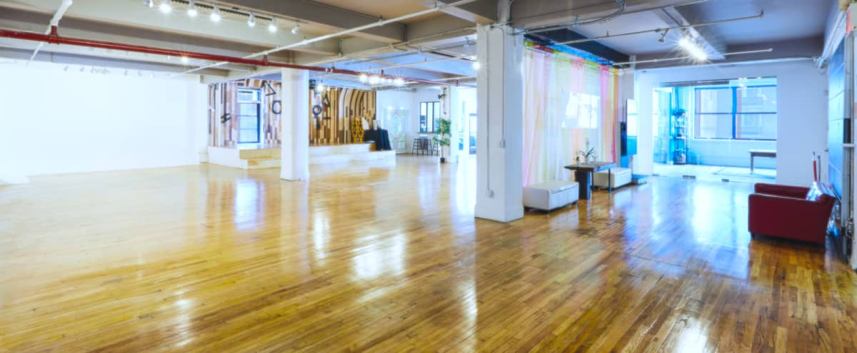 Huge Offsite Space on a 6,000 sqft private floor w/ breakout rooms. in EMPIRE STATE Hero Image in Chelsea, EMPIRE STATE, NY