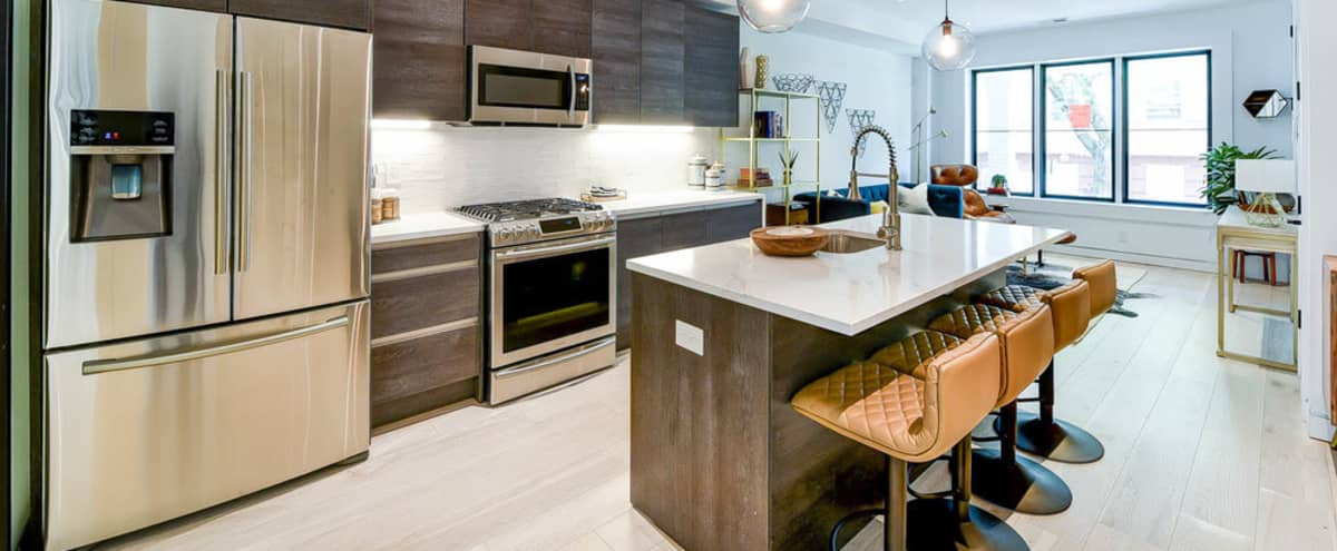Spacious and modern cosmopolitan apartment. in Washington DC Hero Image in Columbia Heights, Washington DC, DC