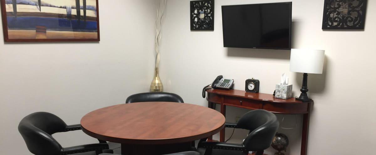 Office Meeting Room w/ TV & Seating for 4 in Rocklin in Rocklin Hero Image in undefined, Rocklin, CA