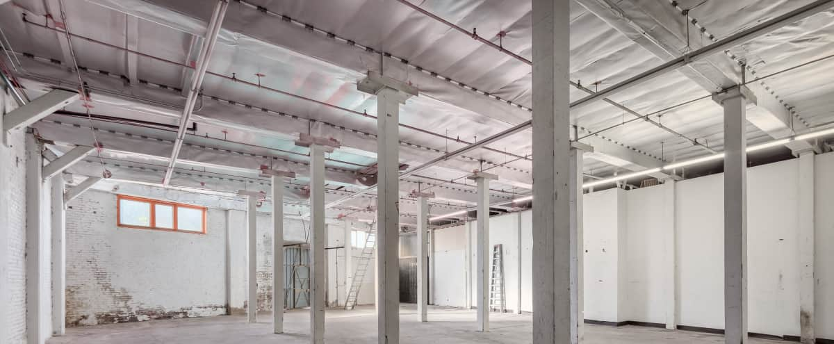 Spring Street Warehouse - 3240 SQFT 18 ft. Ceilings in Los Angeles Hero Image in Chinatown, Los Angeles, CA