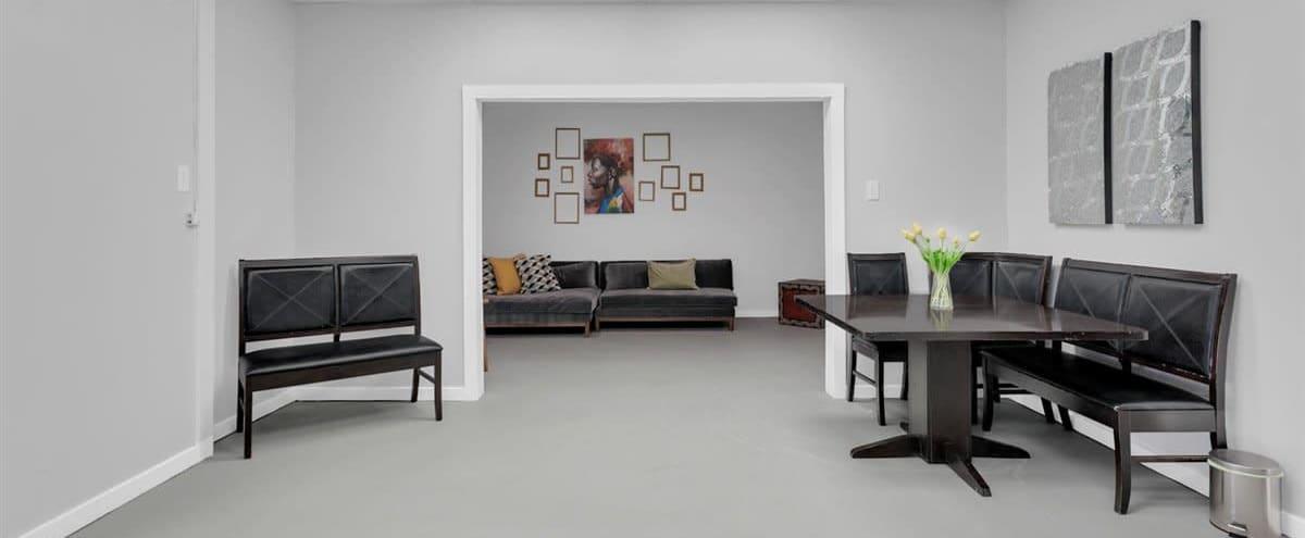 Spacious Multipurpose Studio Perfect for Meetings in Dallas Hero Image in Loryland, Dallas, TX
