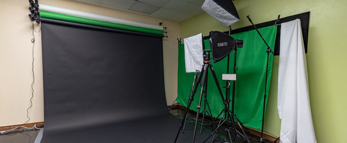 North Dallas Photo and Video studio with equipment in Plano Hero Image in undefined, Plano, TX
