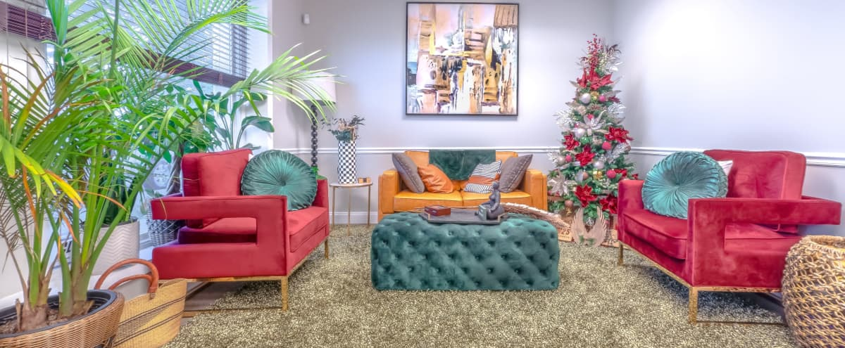 Urban Business Center with Culture & Beautiful furniture in MORROW Hero Image in undefined, MORROW, GA