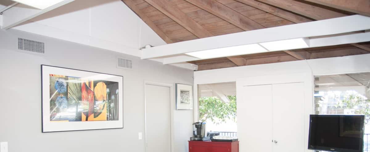 Meeting Room a Park View in Los Altos Hero Image in North Los Altos, Los Altos, CA