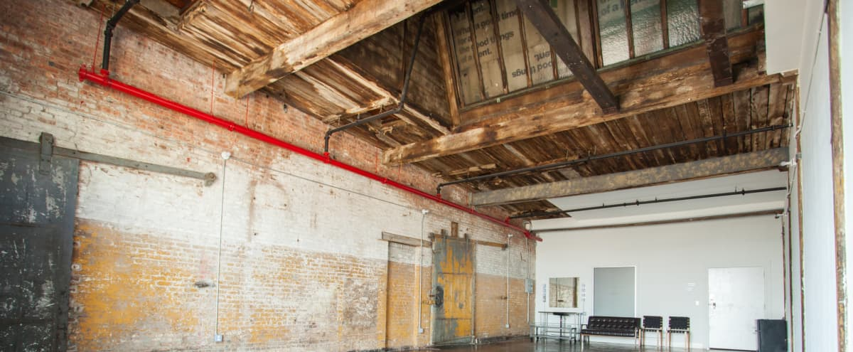 Brooklyn Rental Studio in Industrial Loft - Studio 510 - 1000sf in Brooklyn Hero Image in Greenpoint, Brooklyn, NY