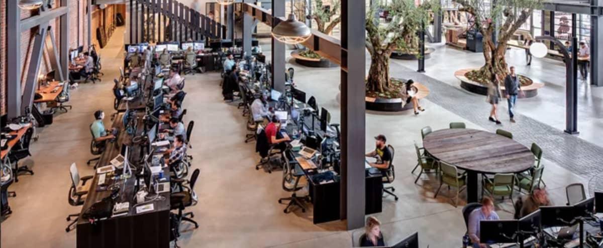 Industrial Warehouse Venue in Downtown San Diego in San Diego Hero Image in East Village, San Diego, CA