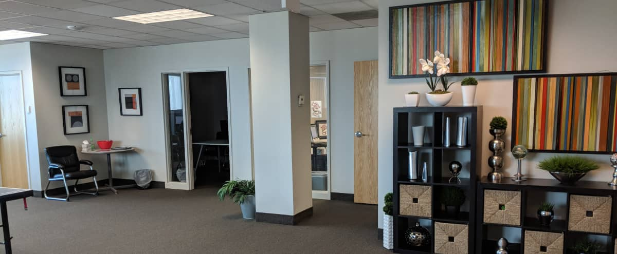 Spacious Draper Office Space to share with Small Business. Available Monday-Friday. in Draper Hero Image in undefined, Draper, UT