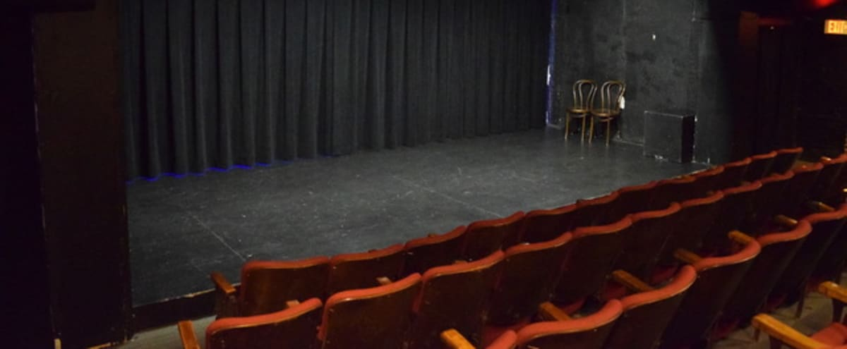 Private Theater with Stage - Curtains - Lighting in Philadelphia Hero Image in Center City, Philadelphia, PA