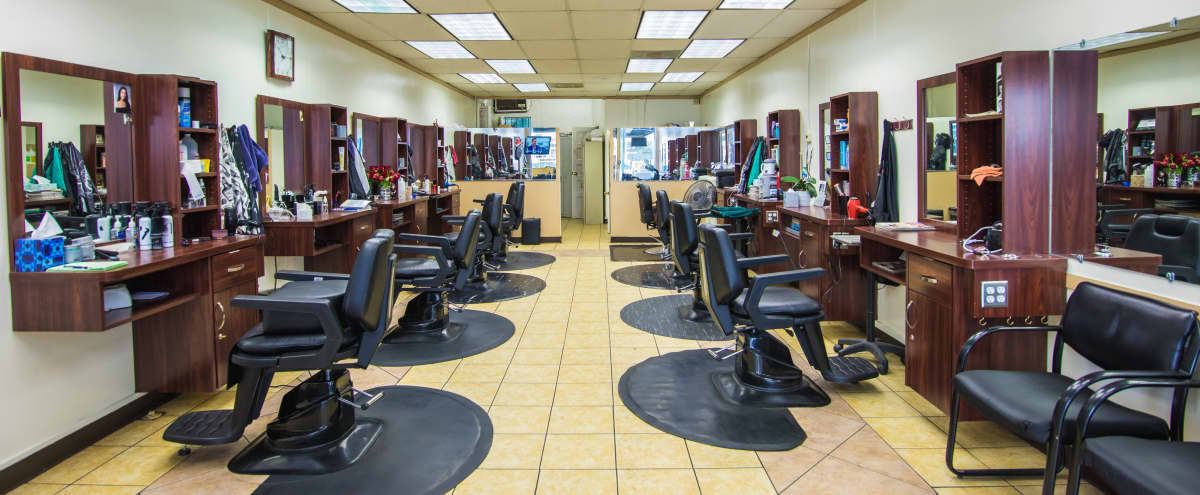Traditional Beauty Salon in Glendale Hero Image in Citrus Grove, Glendale, CA