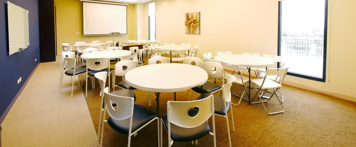 Rooftop Meeting Room w/ a View in Rolling Meadows Hero Image in undefined, Rolling Meadows, IL