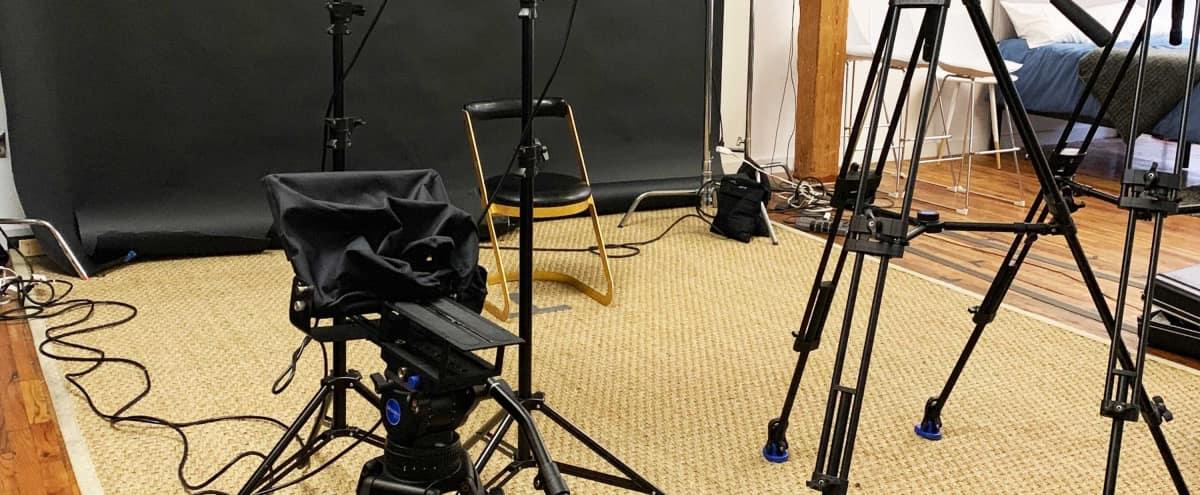 Spacious and Affordable Film/Photo Studio in Brooklyn Hero Image in Williamsburg, Brooklyn, NY