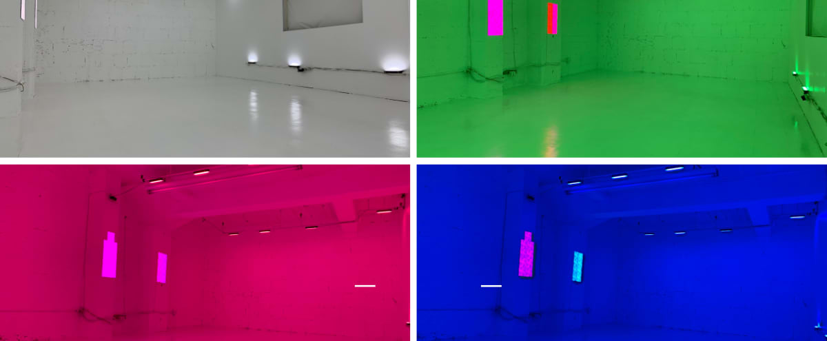 RGB Music Video Exclusive Industrial Studio in Los Angeles Hero Image in Central LA, Los Angeles, CA