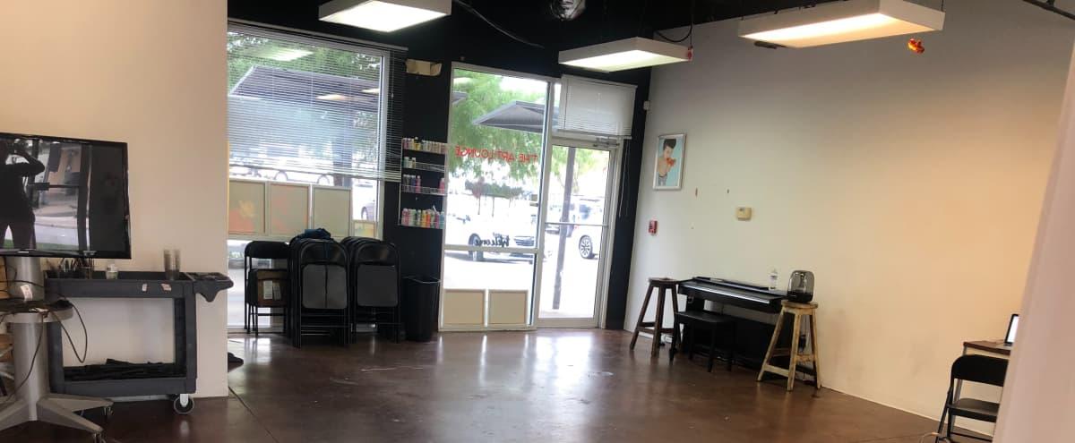 Open Studio Space in Downtown Duncanville in Dallas Hero Image in undefined, Dallas, TX