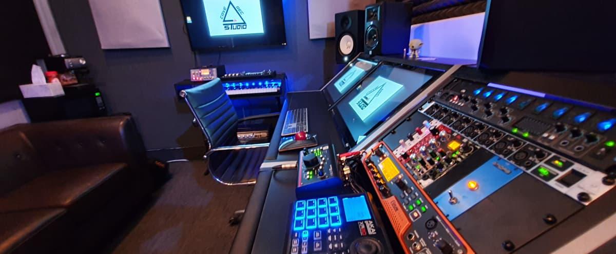 State of the Art Recording Studio in Downtown Las Vegas in Las Vegas Hero Image in Downtown Las Vegas, Las Vegas, NV