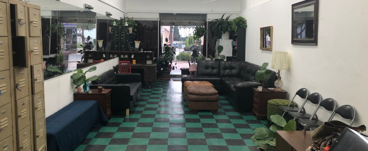 Versatile space on Market St with lounge seating, a/c, and dance floor in Inglewood Hero Image in undefined, Inglewood, CA