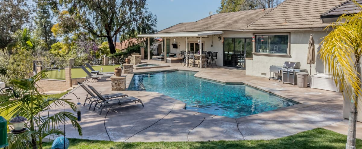 Contemporary home and huge picturesque backyard with views in Anaheim Hills Hero Image in Anaheim Hills, Anaheim Hills, CA