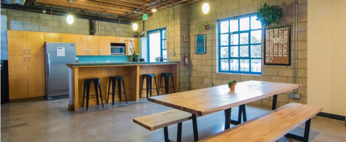 Spacious Event Space with Natural Light and break out areas in Santa Monica Hero Image in undefined, Santa Monica, CA