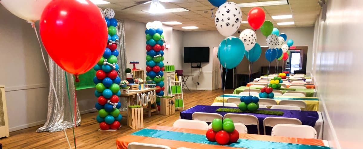 Spacious Party Hall Rental in Glendale Hero Image in Glendale, Glendale, NY