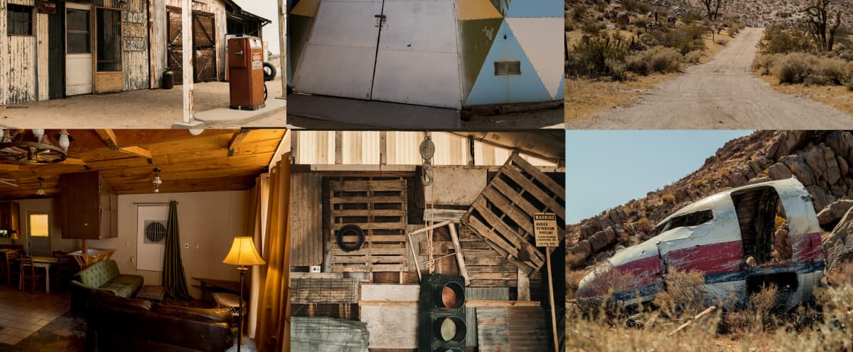 40 Acre Desert Film Ranch | The Eclectic West in Adelanto Hero Image in undefined, Adelanto, CA