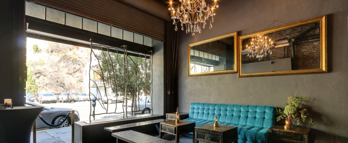 FiDi Historic Jazz Workshop Lounge - Partial Rental option in San Francisco Hero Image in Financial District, San Francisco, CA