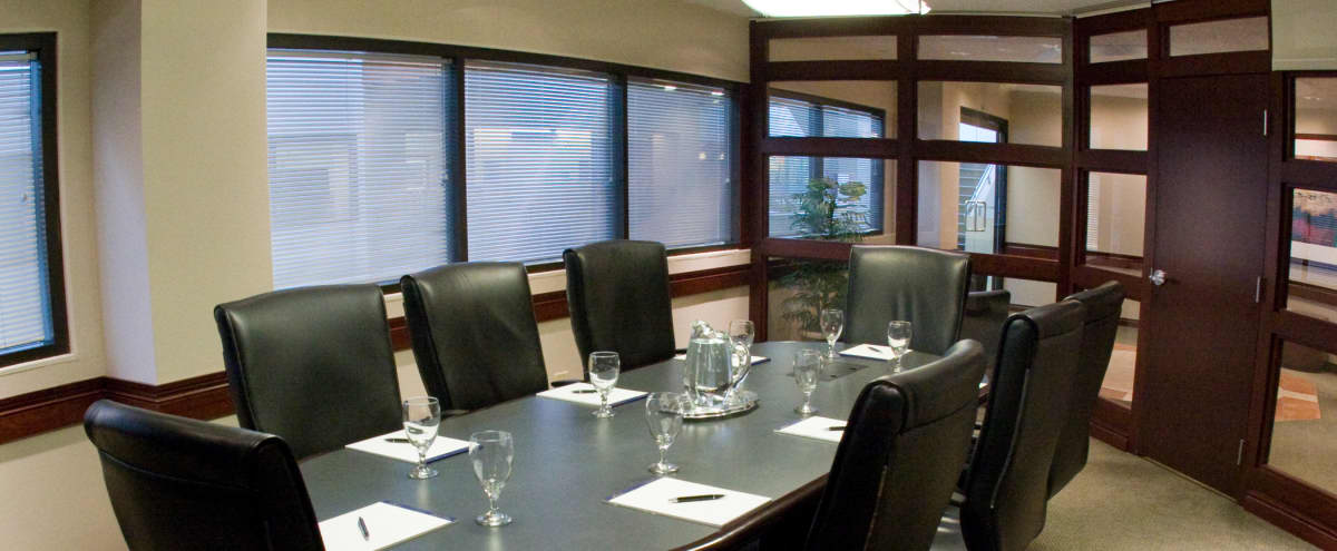 Hi-Tech Executive Boardroom on the Mainline in Radnor Hero Image in Radnor Financial Center, Radnor, PA