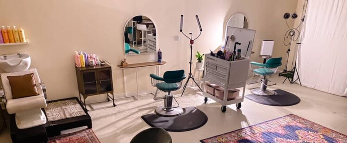 Multi-Use Beauty/Content Studio in Brooklyn Hero Image in Williamsburg, Brooklyn, NY