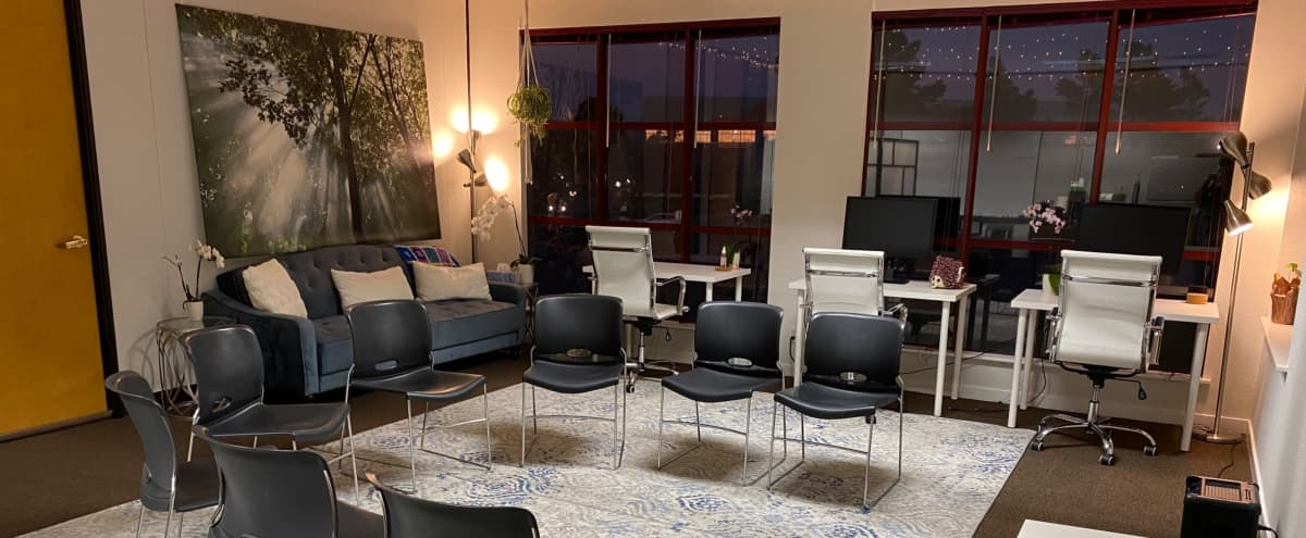 Gorgeous Event Space for Workshops or Meeting in Co-Working Office in Alameda Hero Image in undefined, Alameda, CA