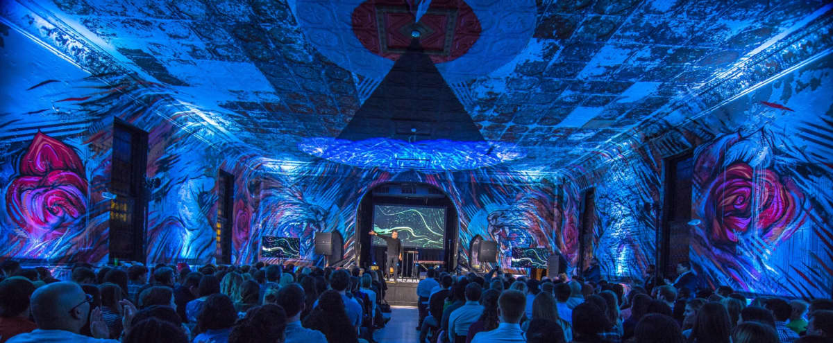 A Historic Church turned Art & Event Space Experiential in Southwest Waterfront in Washington Hero Image in Waterfrontl, Washington, DC