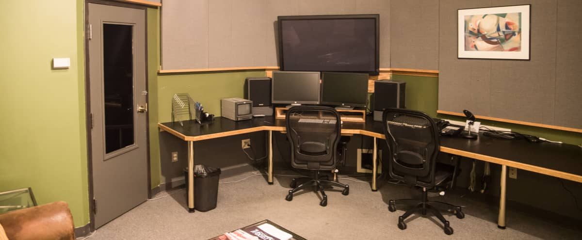 Equipped Video Editing Suite w/  Hardware for the Avid Composer in Boston Hero Image in Bay Village, Boston, MA