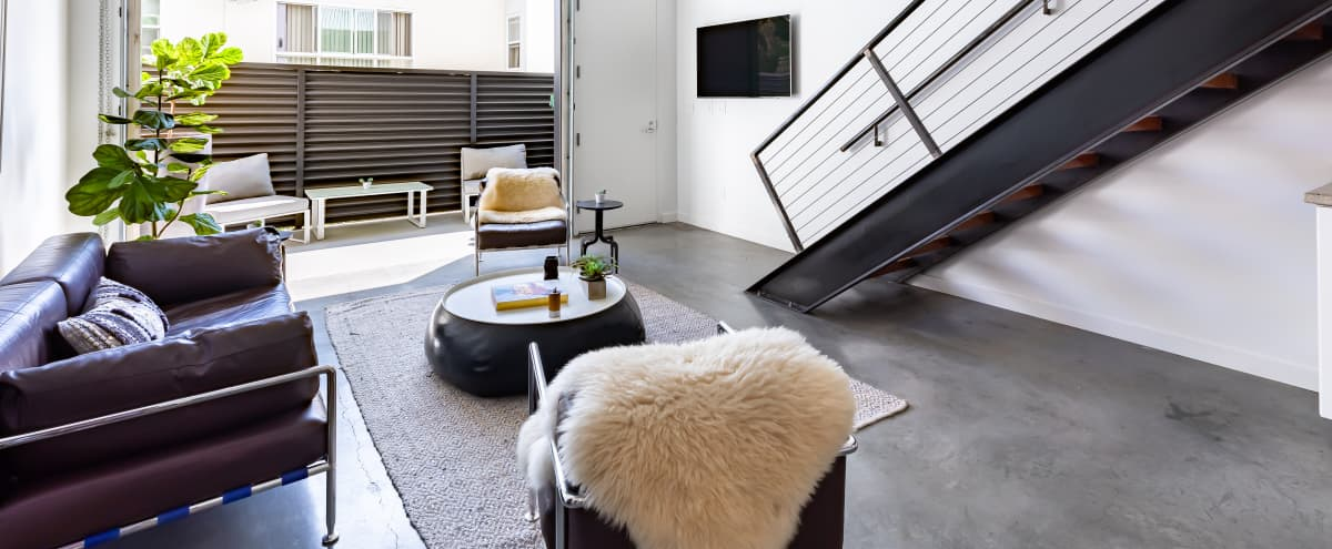 Beautiful Modern style Loft in Los Angeles Hero Image in Central LA, Los Angeles, CA