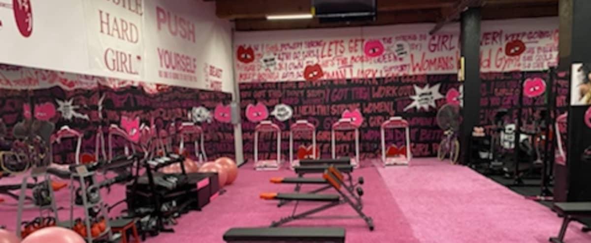Chic Pink  Gym Studio in Philadelphia Hero Image in Kensington, Philadelphia, PA