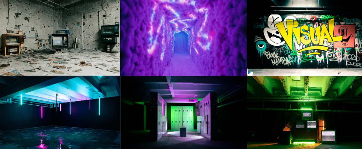 Mario Land Studios - Warehouse, Industrial, Multi Set/Prop Studio in monrovia Hero Image in undefined, monrovia, CA