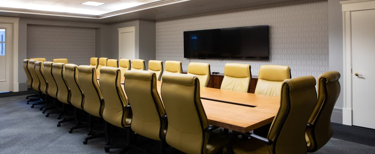 Fully Equipped Executive Boardroom | Amazing Location! in Seattle Hero Image in Downtown, Seattle, WA