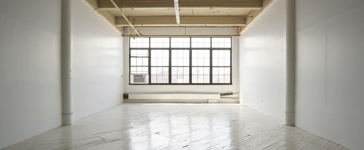 Industrial Loft Style Daylight Studio in brooklyn Hero Image in Bedford-Stuyvesant, brooklyn, NY
