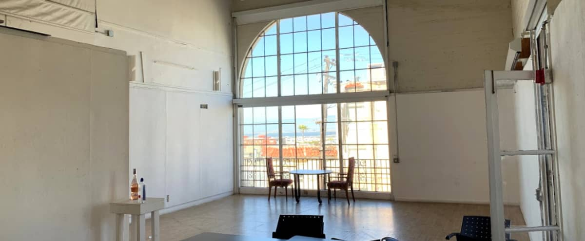 Meeting Space with Natural Light and Bay Views (Rm 16A) in San Francisco Hero Image in Russian Hill, San Francisco, CA