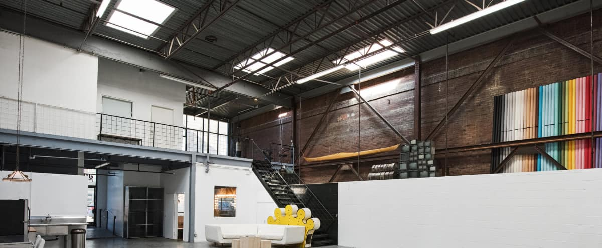 Spacious Industrial DTLA Photo Studio in Los Angeles Hero Image in Central LA, Los Angeles, CA