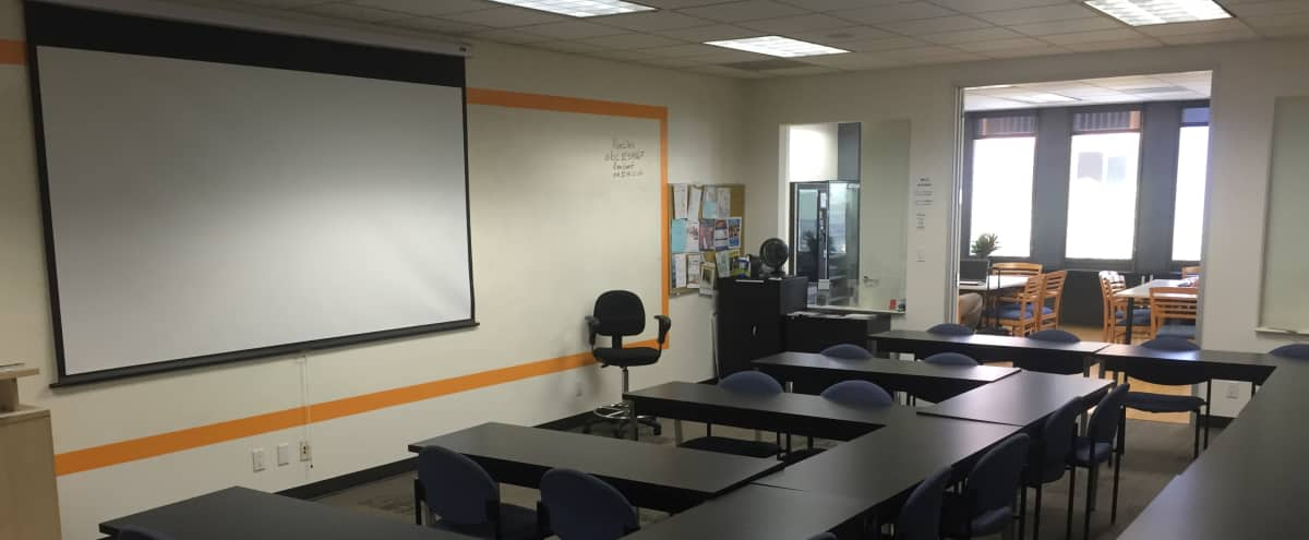 Large classroom space in Soma in San Francisco Hero Image in South of Market, San Francisco, CA