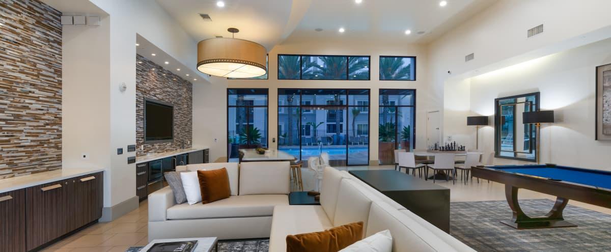 Spacious Lounge with Pool Views in Huntington Beach in Huntington Beach Hero Image in undefined, Huntington Beach, CA