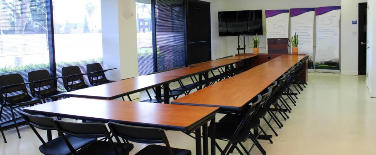 Spacious, quiet and clean meeting room in downtown San Jose in San Jose Hero Image in North San Jose, San Jose, CA
