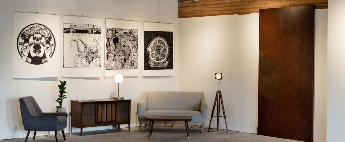 Clean Modern and Warm Industrial Space in Bremerton Hero Image in undefined, Bremerton, WA