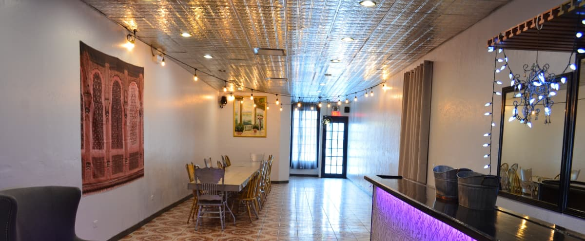 Versatile gallery studio with photogenic Moroccan patterns in Berwyn Hero Image in Berwyn, Berwyn, IL