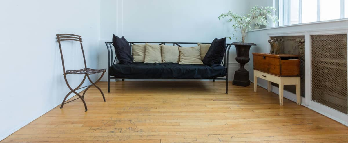Spacious West Village Studio in New York Hero Image in Lower Manhattan, New York, NY