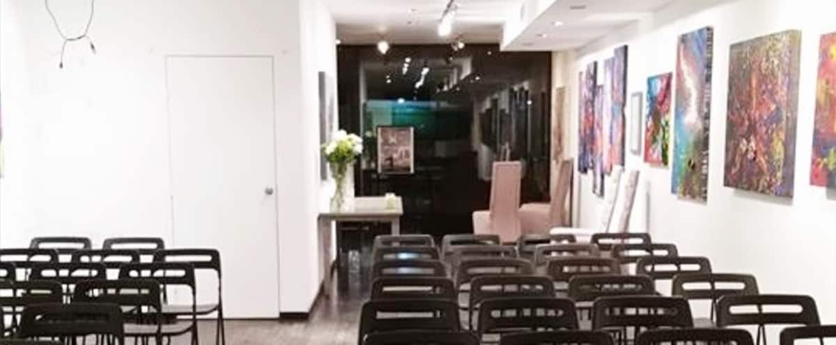 Abstract Art & Event Space in Brooklyn Hero Image in Greenwood, Brooklyn, NY