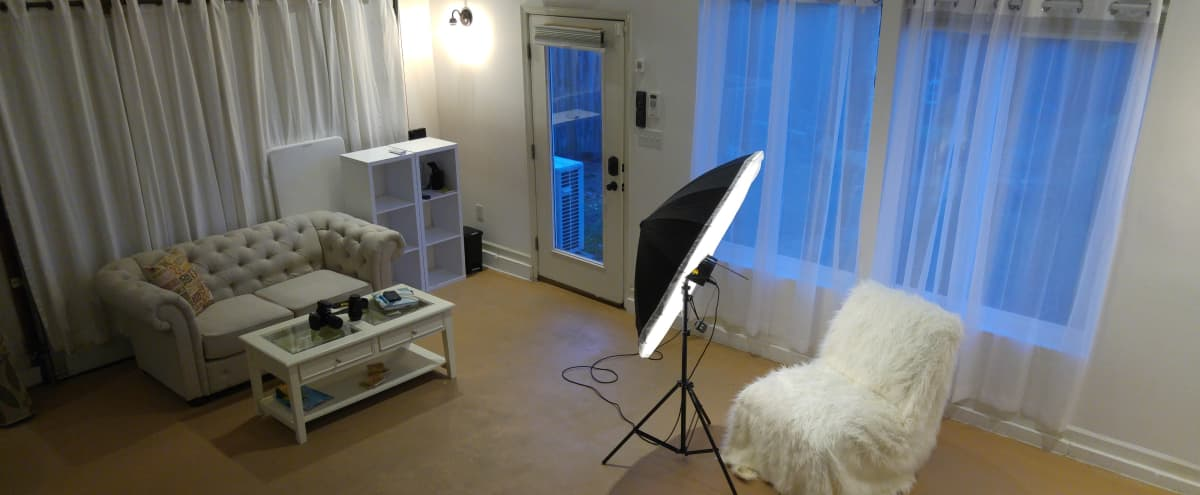 NW DC Studio: Bright, Spacious and Welcoming! in WASHINGTON Hero Image in Petworth, WASHINGTON, DC